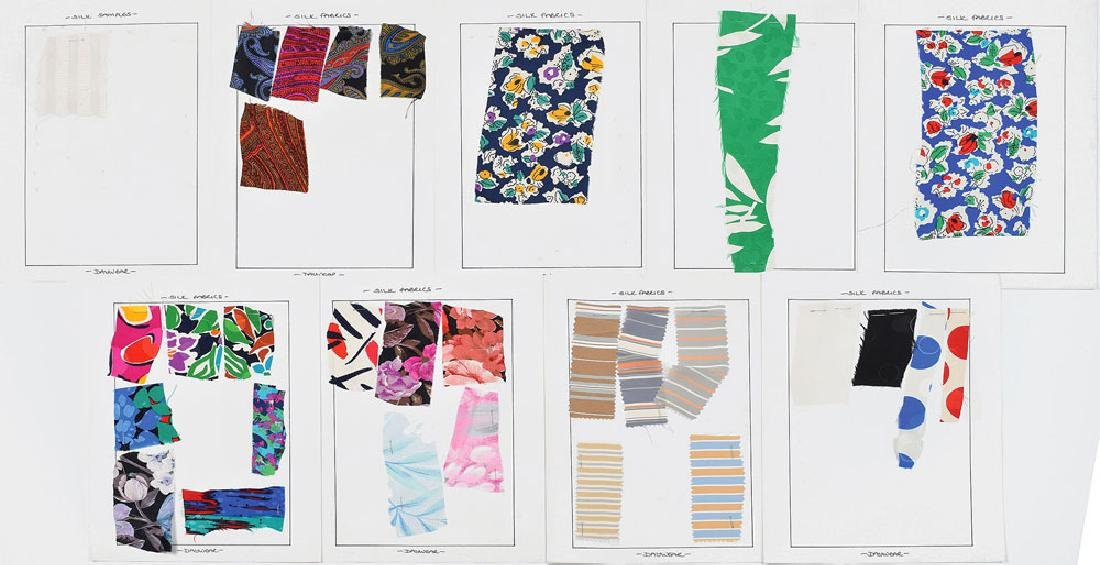 Princess Diana Dress Fabric Archive - 5