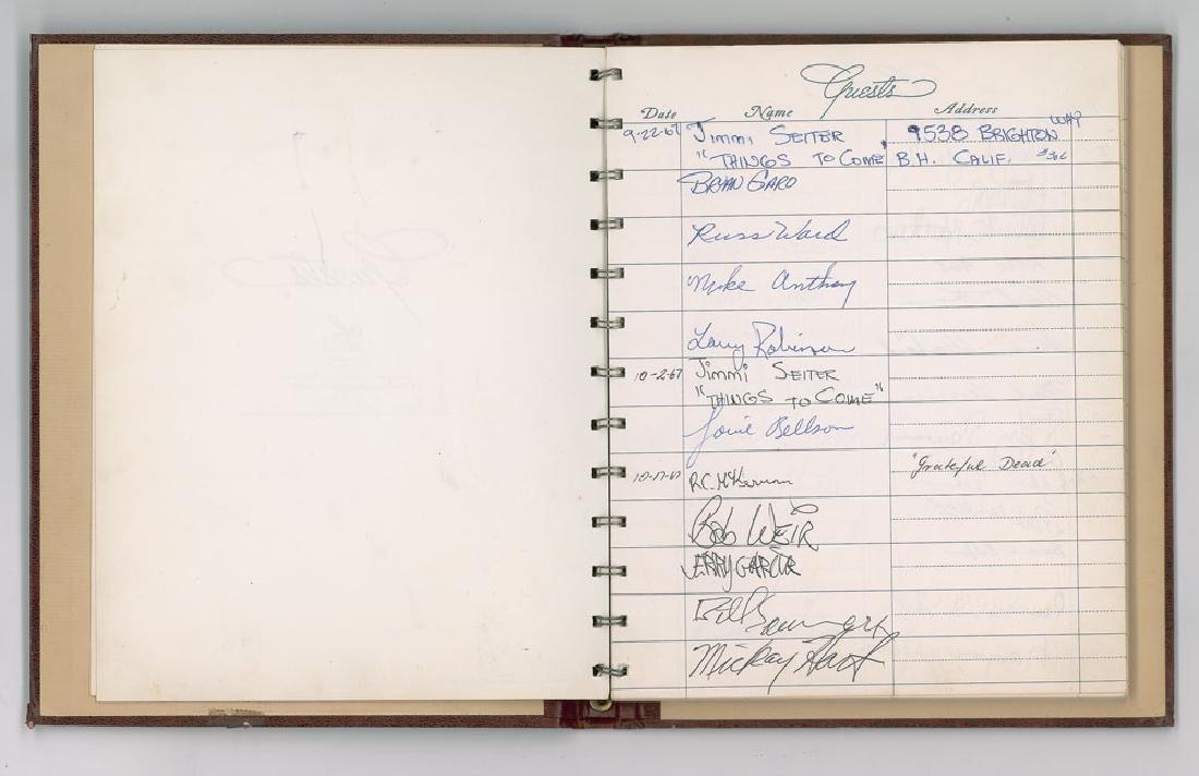 Grateful Dead Signatures