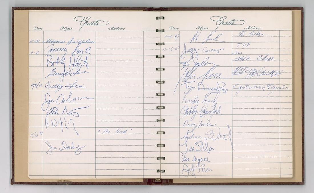 Grateful Dead Signatures - 3