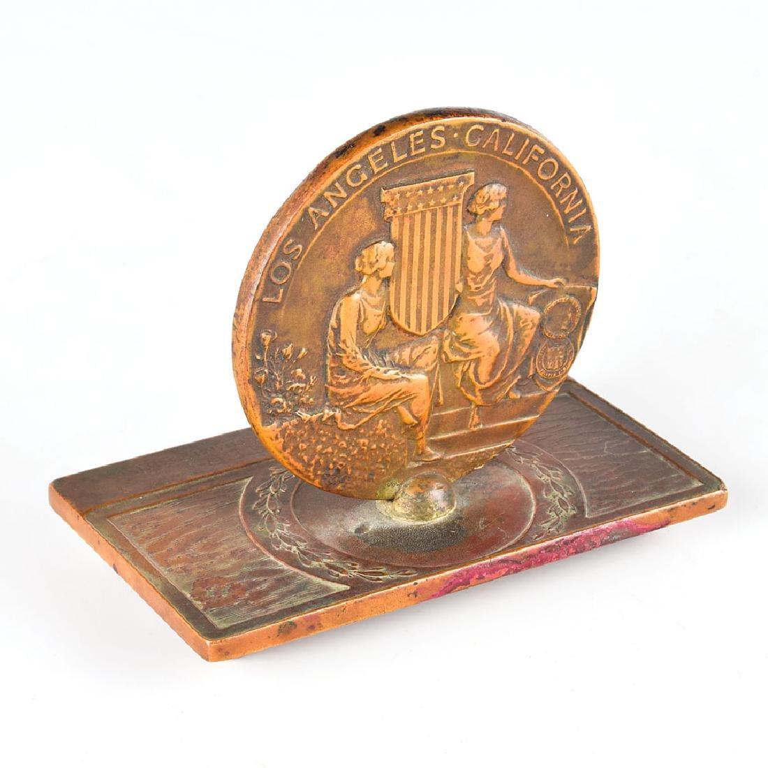 Los Angeles 1932 Summer Olympics Bronze Participation
