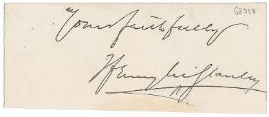 Henry M Stanley