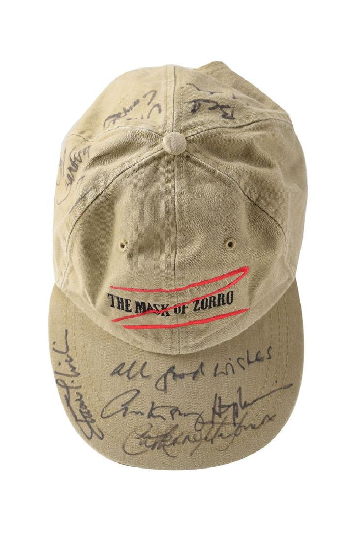 The Mask of Zorro Cast-signed Original Script