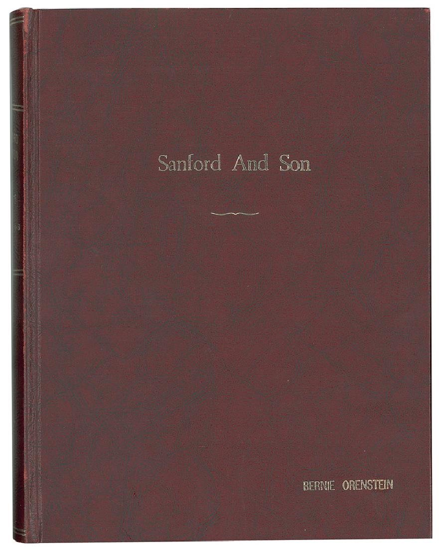 Bernie Orenstein's Script for Sanford and Son