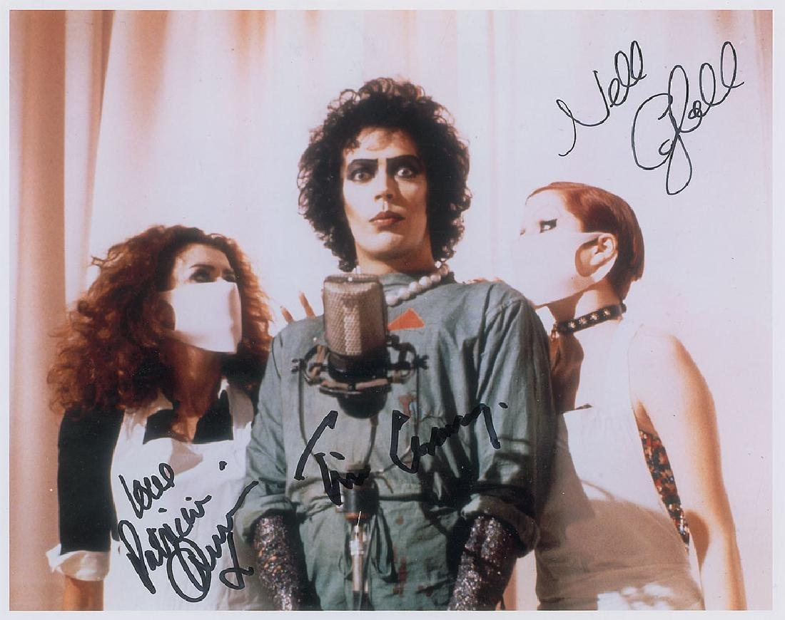 The Rocky Horror Picture Show Signed Photograph