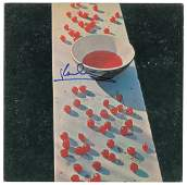 Beatles Paul McCartney Signed Album