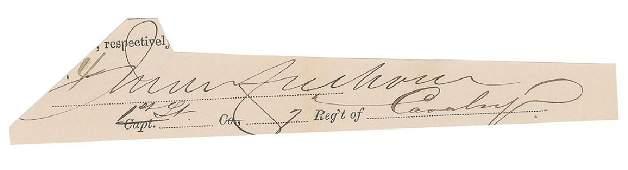 Little Bighorn: James Calhoun