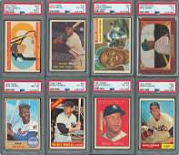 1939-72 Topps, Bowman and Others Shoebox Collection of