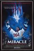 Miracle on Ice Signed Poster