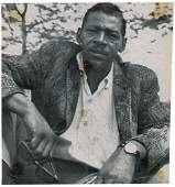 Little Walter Signed Photograph