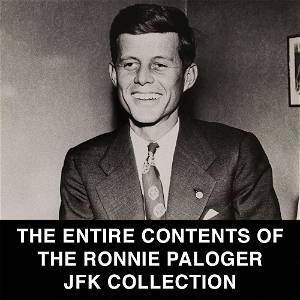 The Paloger Collection of John F. Kennedy Memorabilia,