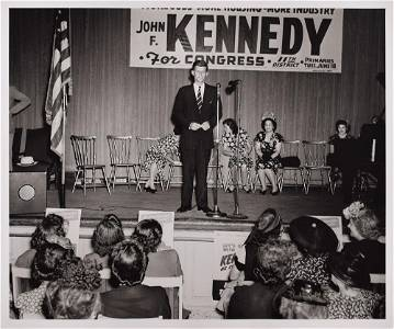 The Paloger Collection of John F. Kennedy Photographs +