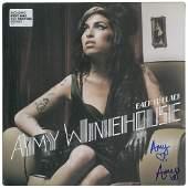 Amy Winehouse Signed Album