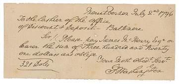 George Washington: Robert Spring