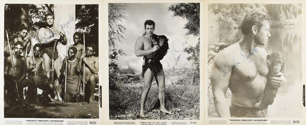 Tarzan: Gordon Scott