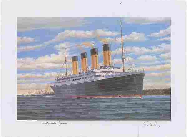 Titanic: Millvina Dean