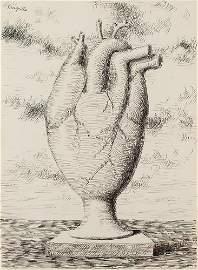 Ren� Magritte Original Artwork