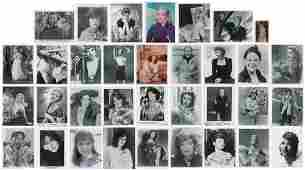 Academy Award-Winning Actresses Signed photos