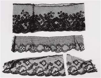 Martha Washington's Black Lace