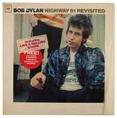 Bob Dylan 'Highway 61 Revisited' Promo Album