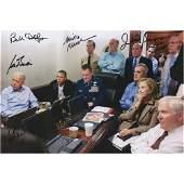 Joe Biden 'Situation Room' Multi-Signed Photograph
