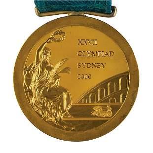 Sydney 2000 Summer Olympics Gold Winner's Medal