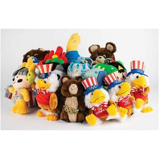 Olympic Mascot Collection