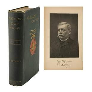 George B. McClellan Autobiography