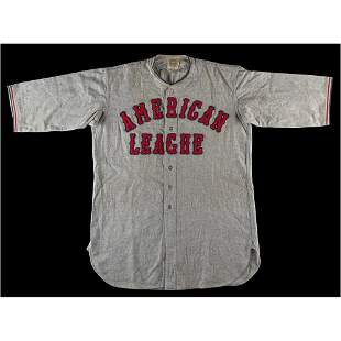 Roger Peckinpaugh's Personally-Worn 1920s-30s American