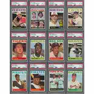 1964 Topps Baseball Complete Set (587)