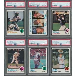1973 Topps Baseball Complete Set (660)