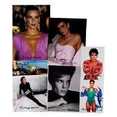 Princess Stephanie of Monaco (6) Signed Photographs