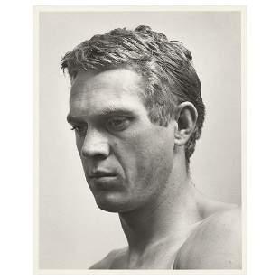 Steve McQueen Original Photograph by Roy Schatt