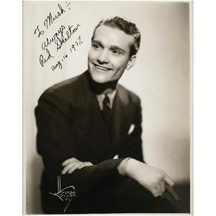 Red Skelton Signed Photograph