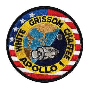 Apollo 1 Crew Patch
