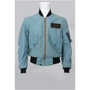 Edgar Mitchell's Apollo Era Flight Jacket