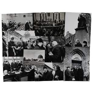 Al Worden's Lot of (3) Photograph Albums