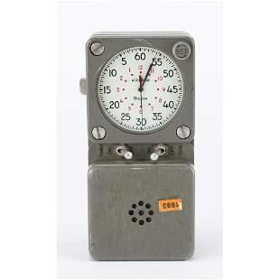 Skylab Bulova Portable Timer