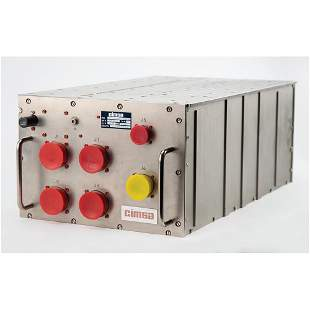 Spacelab MATRA-CIMSA Computer