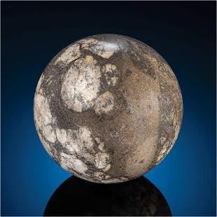 NWA 12696 Vesta Asteroid Sphere