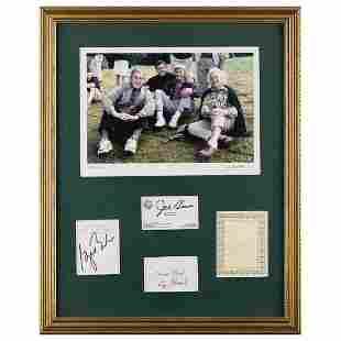 Bush Family (4) Signatures