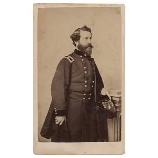 John Milton Brannon Signed Photograph