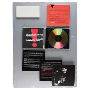 Tony Glover's Bob Dylan 'Royal Albert Hall' Liner Notes