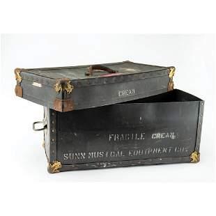 Cream: Ginger Baker's Equipment Case