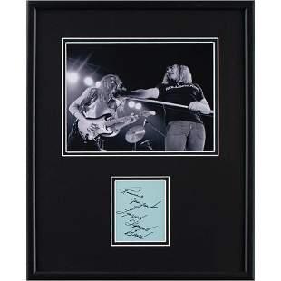Lynyrd Skynyrd: Ronnie Van Zant