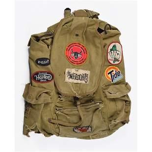 CJ Ramone's Used Backpack