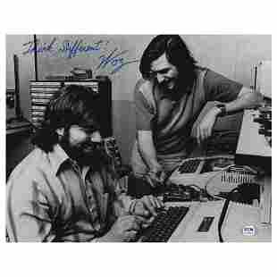 Apple: Steve Wozniak