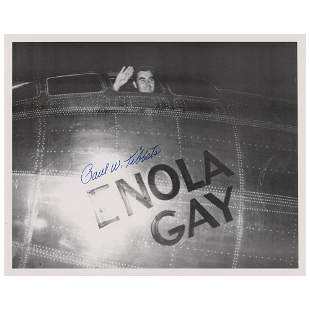 Enola Gay: Paul Tibbetts