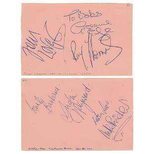 The Moody Blues Signatures