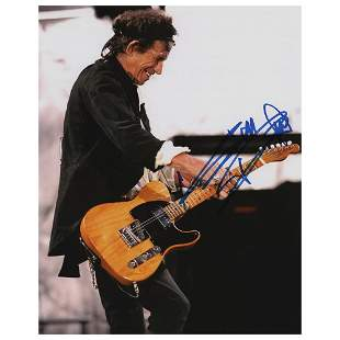 Rolling Stones: Keith Richards