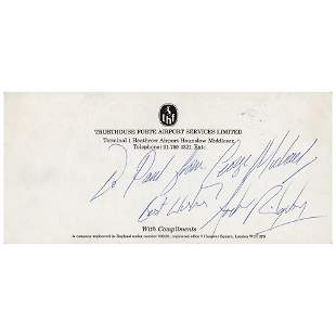 Wham! Signatures